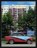 La vieille Trabant (1)