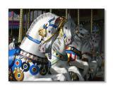 Carrousel HorsesMagic Kingdom