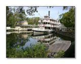 Riverboat 'Liberty Belle'Magic Kingdom