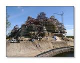 'Expedition Everest'(Under Construction)Animal Kingdom