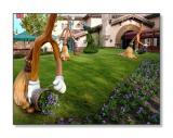 Mickey & Fantasia BroomsticksMGM Studios