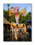 Mickey's Jammin' Jungle ParadeAnimal Kingdom