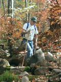 Determined Hike
