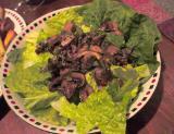 Warm Mushroom Salad #20433