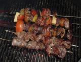 Steve Grinavic's 2-Day Marinated Lamb Kebabs #25339