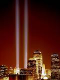 Tribute in Light  - by Patrick Colvin