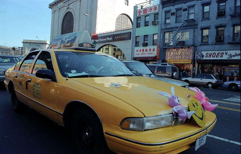 Easter taxi