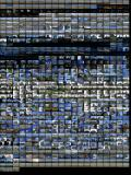 Small contact sheet of 780 photos taken from Jan-Oct 2001 of Salt Lake City