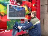 Sony window in 2003