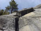 Mark on The Last Dihedral, Dome Rock, Kern River