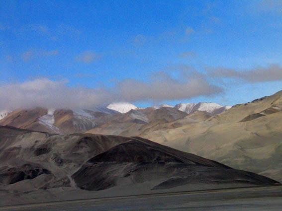 Near Karakol Lake