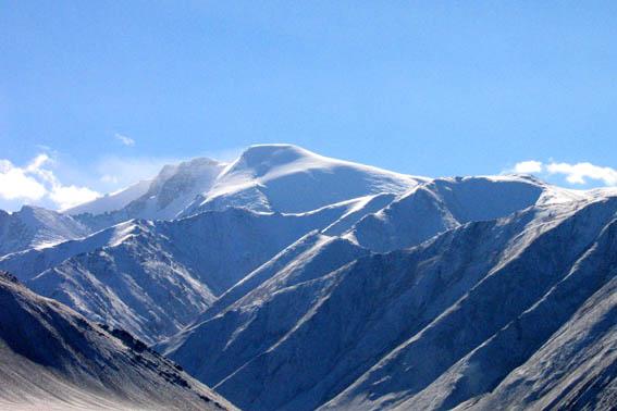 Towards the Khunjerab Pass