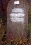 Yosef Shmarya son of R' Pinchas FRIEDMAN 16 Tevet 5671 16 January 1911