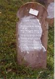 Mirel KRISCHER daughter of Meyer (not on gravestone - a wife of Efraim Fischel KRISCHER - Died:5648/1888)