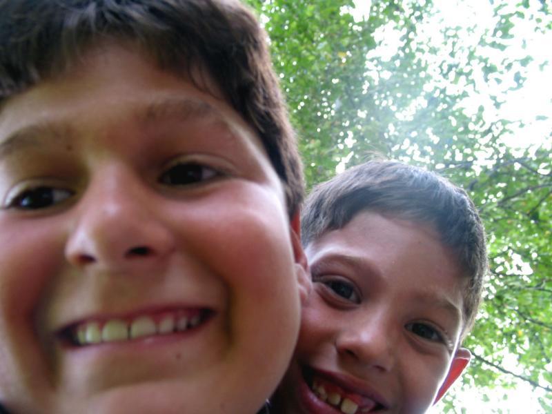 Dom and JonCarlo