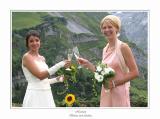 Bettina und Susanne