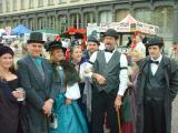 Dicken's on the Strand 2004