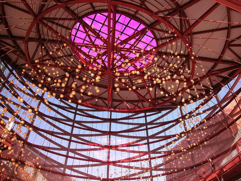 Science Center - Exposition Park, L.A.