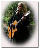 Folk Singer Kerry Getz