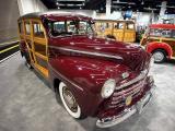 1947 Ford woodie -  California Int'l auto show 2003 - Anaheim Conv. Center