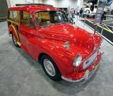 Morris Minor woodie -  California Int'l auto show 2003 - Anaheim Conv. Center