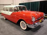 1955 Pontiac wagon -  California Int'l auto show 2003 - Anaheim Conv. Center