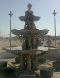 Fountain @ Center Camp