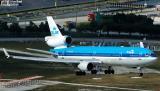 KLM MD-11 PH-KCH aviation stock photo #3064