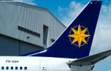Rio Sul B737-700 PR-SAH aviation stock photo
