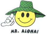 Mr. Aloha!
