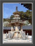 Mutli-Jeweled Pagoda (Da-bo-tap)