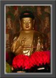 Daeungjon Hall Sakyamuni Buddha Statue