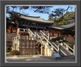 Bulguksa Buddhist Temple 불국사 - Korea