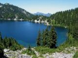Alpine Lakes Wilderness - Snow Lake