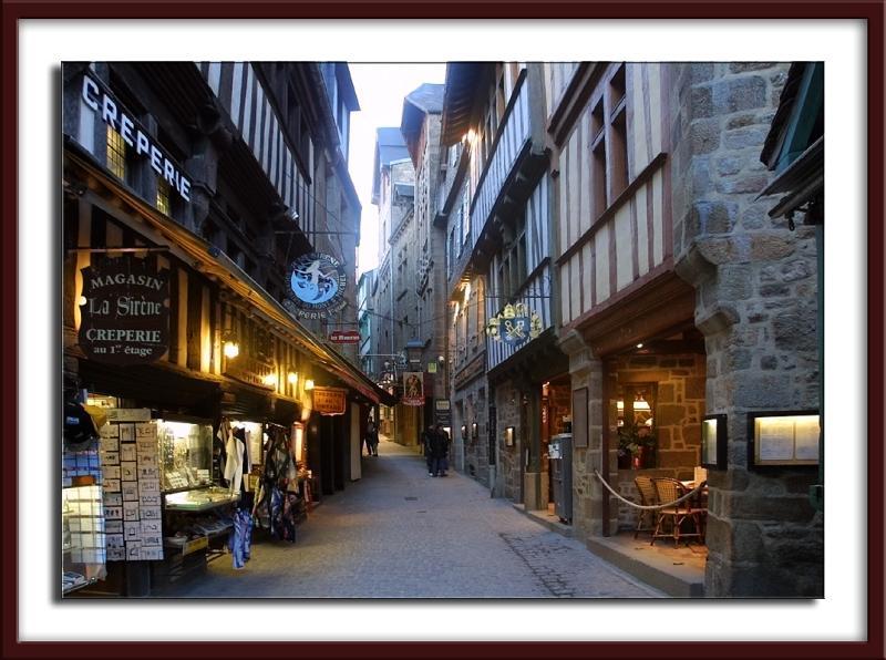 La Grande Rue...