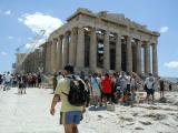 Trip to Athens from Naxos