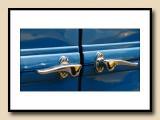 Antique Car Door Handles