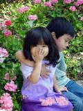 Siblings by LindyLoo