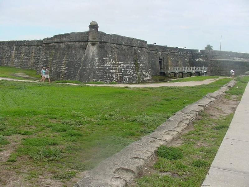 This is the local fort
