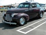 1940 Chevy - 2nd Walmart show March 1, 2003