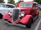 1934 Ford - Fuddruckers, Lakewood, CA weekly Sat. night meet