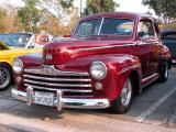 1948 Ford  - Fuddruckers, Lakewood, CA weekly Sat. night meet