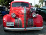 1939 Pontiac - Fuddruckers, Lakewood, CA weekly Sat. night meet
