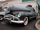 1949 56S Super Sedanette  - donut derelicts Sat. morn. meet, Huntington Beach, CA