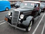 1935 Ford  - donut derelicts Sat. morn. meet, Huntington Beach, CA
