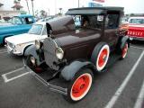 Ford  - donut derelicts Sat. morn. meet, Huntington Beach, CA