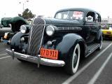 1936  - donut derelicts Sat. morn. meet, Huntington Beach, CA