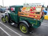 Ford pickup  - donut derelicts Sat. morn. meet, Huntington Beach, CA
