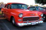 Hot 55 Chevy - Fuddruckers, Lakewood, CA weekly Sat. night meet