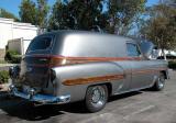 1954 Chevy Sedan Delivery - Fuddruckers, Lakewood, CA weekly Sat. night meet
